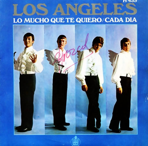 Lyrics de Los Angeles