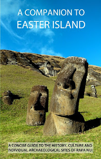 """A Companion to Easter Island"" - capa"