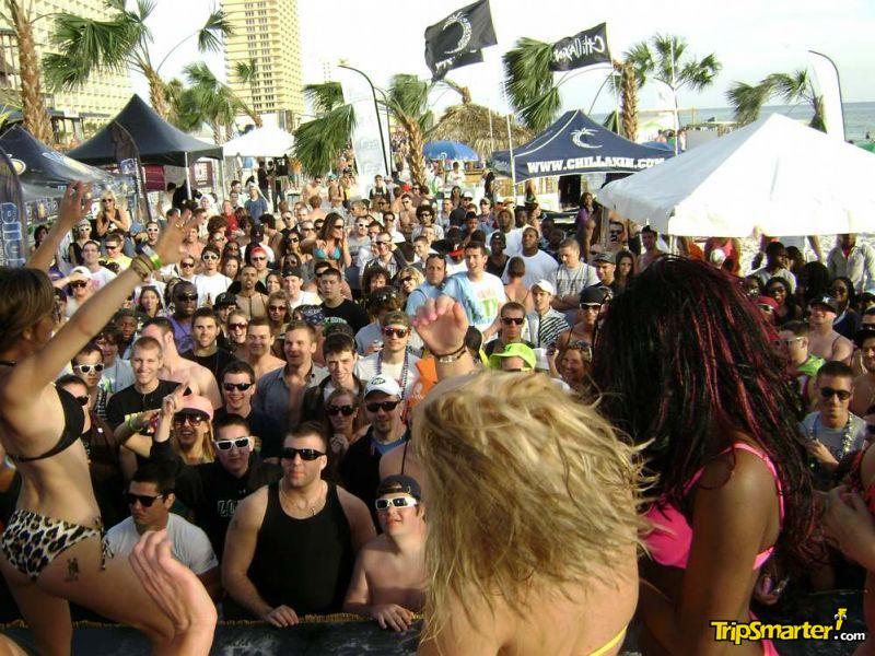 Hot Bikini Babes Spring Break 2011 - On The Beach-3594