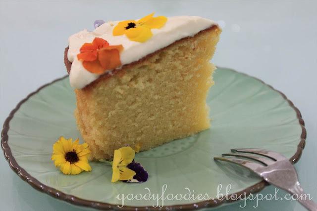 Chantilly Cake Icing Recipe