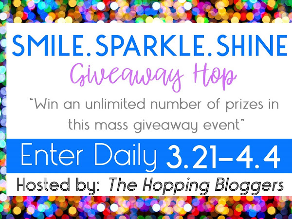 Smile. Sparkle. Shine with Jamberry Nails {A Giveaway Hop Event}