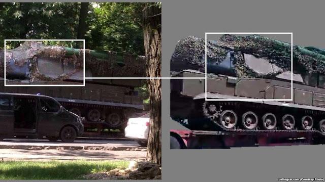"""Investigatorii: """"Boeingul"""" a fost doborât de """"Bukul"""" brigăzii rusești 53"""