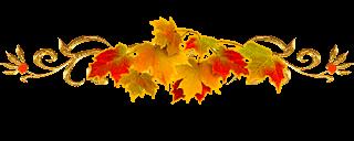Картинки по запросу разделители осень