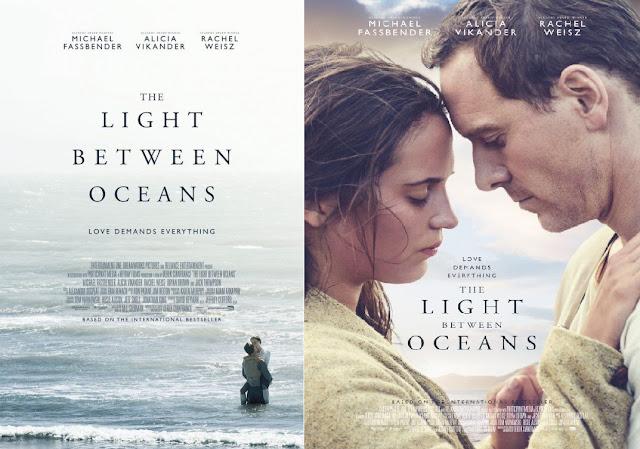 The Light Between Oceans (2016), CINE ΣΕΡΡΕΣ, Derek Cianfrance, Michael Fassbender, Alicia Vikander, Rachel Weisz,