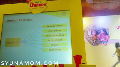 Seminar Dancow  Dukung dan Lindungi Eksplorasi Si Kecil, katakan iya boleh (2)