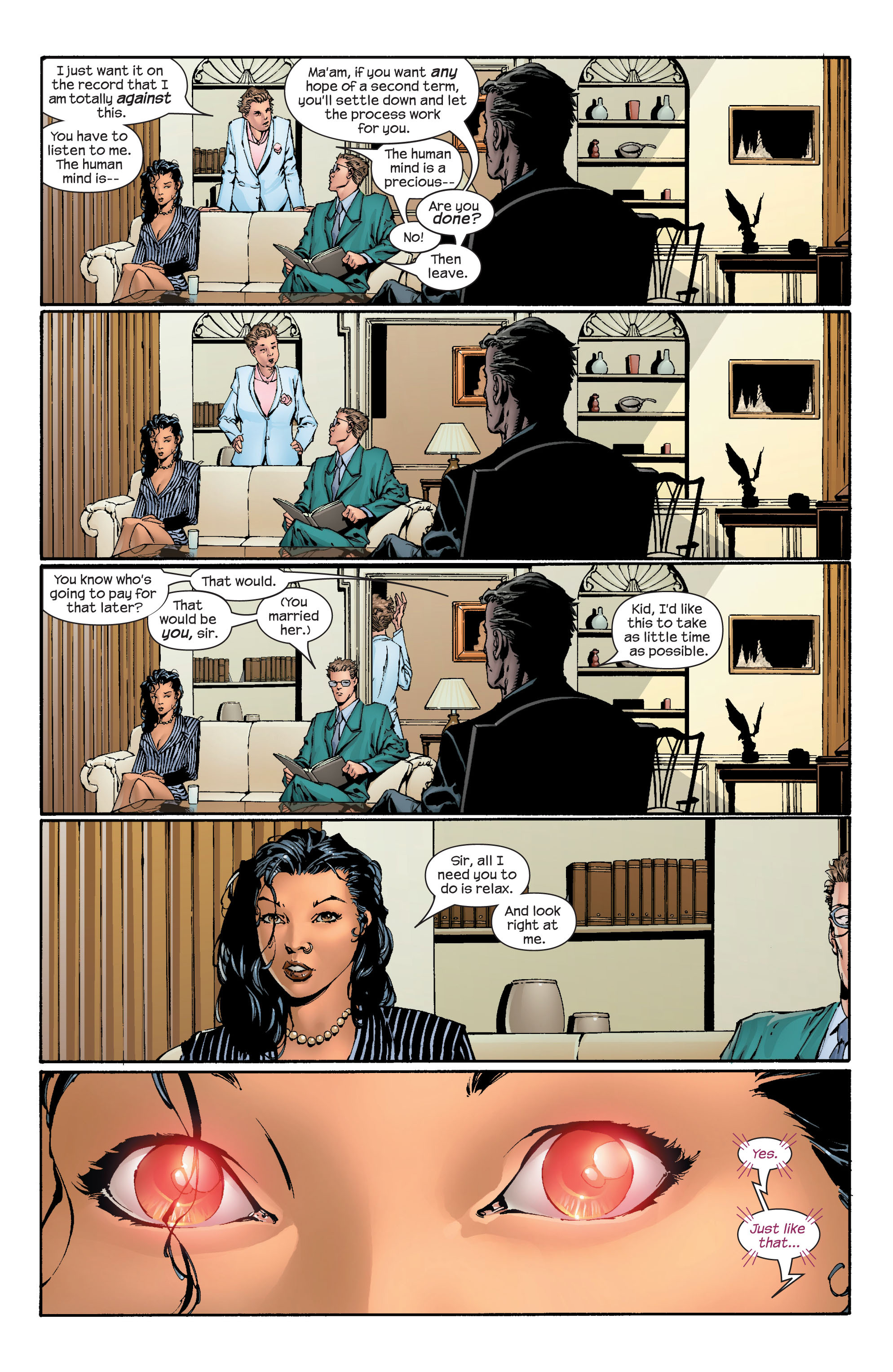 Read online Ultimate X-Men comic -  Issue #42 - 3