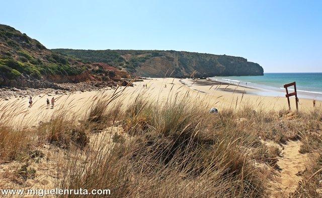 Panorámica-Praia-do-Zavial