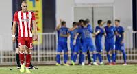 Φιλική νίκη του Ατρομήτου επί του Ολυμπιακού με 3-1 στο γήπεδο Περιστερίου