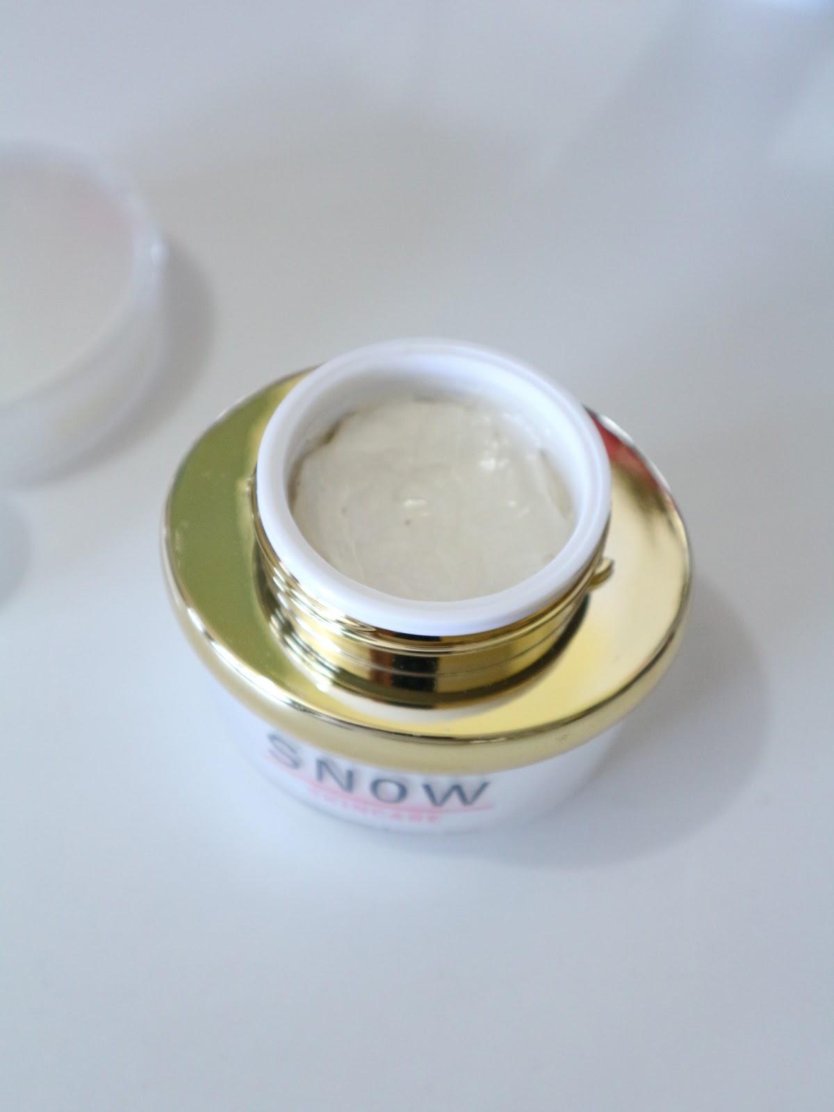 Snow Skincare Aura Review