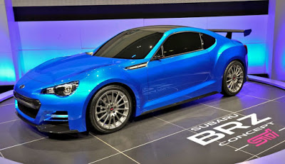 SUBARU BRZ Review and Price