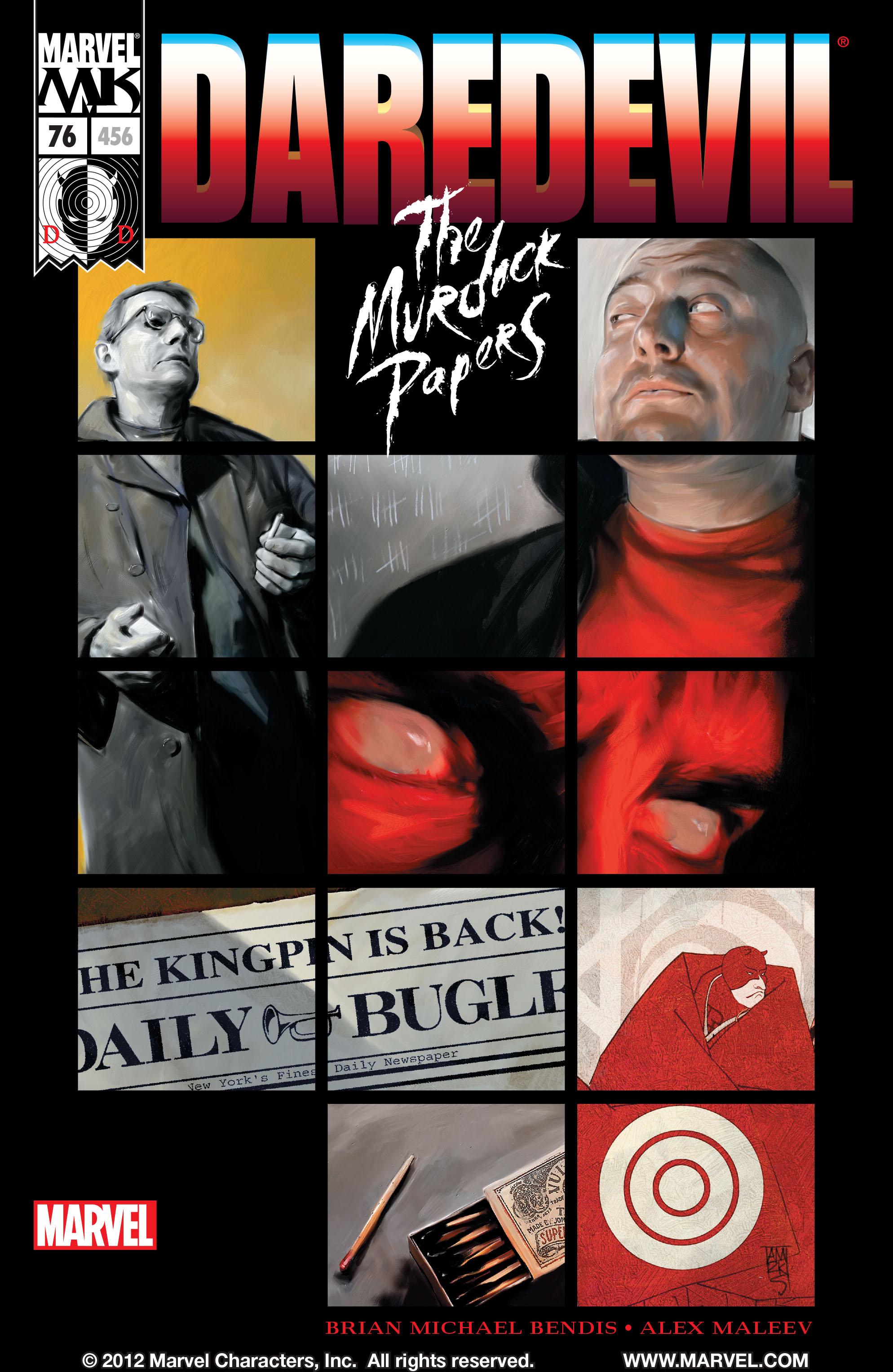 Daredevil (1998) 76 Page 1