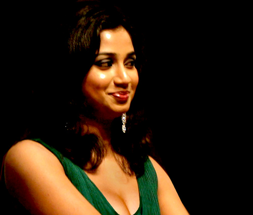 Shreya Goshal Sexy Image