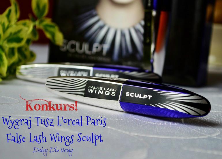 Wygraj tusz do rzęs False Lash Wings Sculpt L'oreal Paris!!!