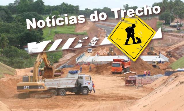 Resultado de imagem para Caterpillar Brasil noticias trecho