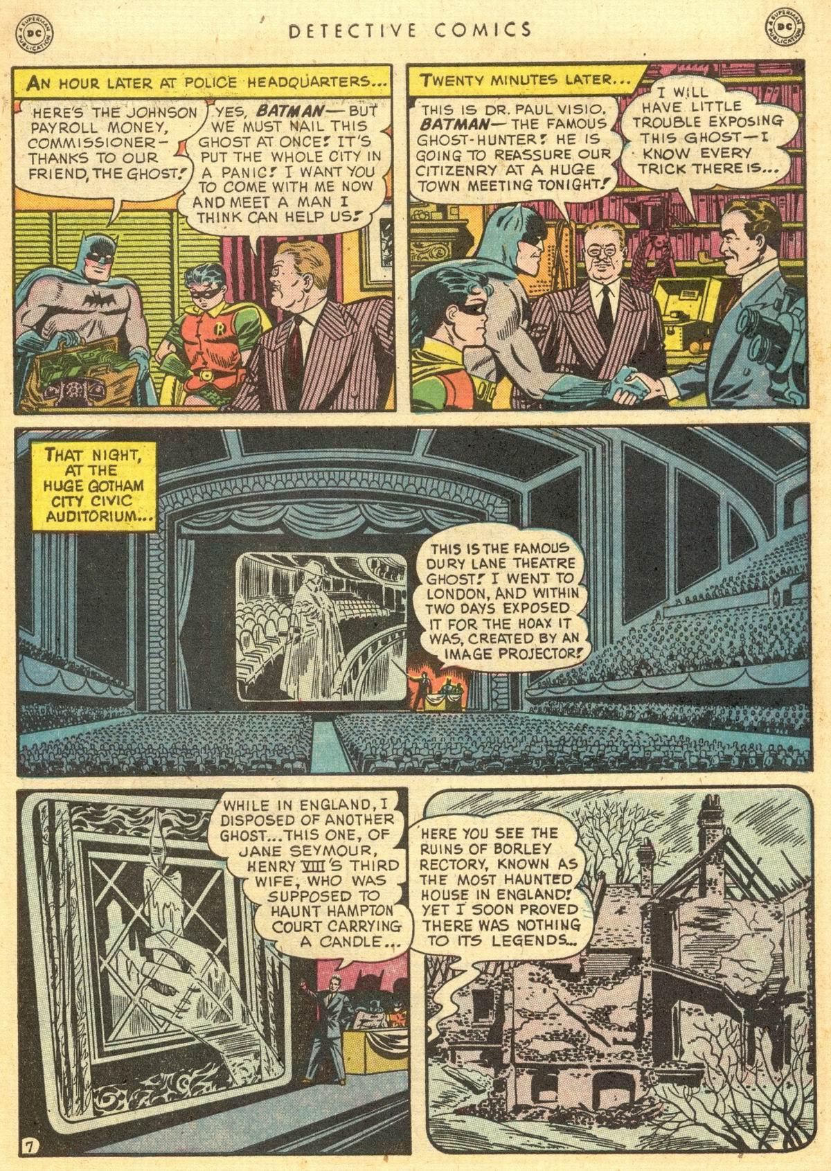 Read online Detective Comics (1937) comic -  Issue #150 - 8