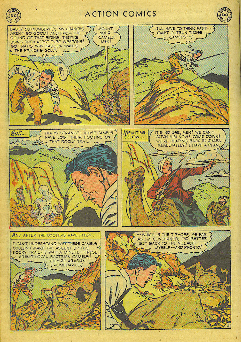 Read online Action Comics (1938) comic -  Issue #157 - 17
