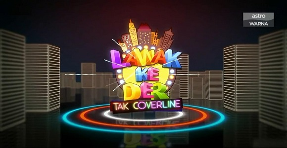Lawak Ke Der Tak Coverline (2017)