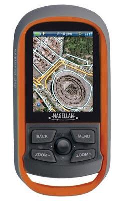 Спутниковые карты для GPS-навигаторов