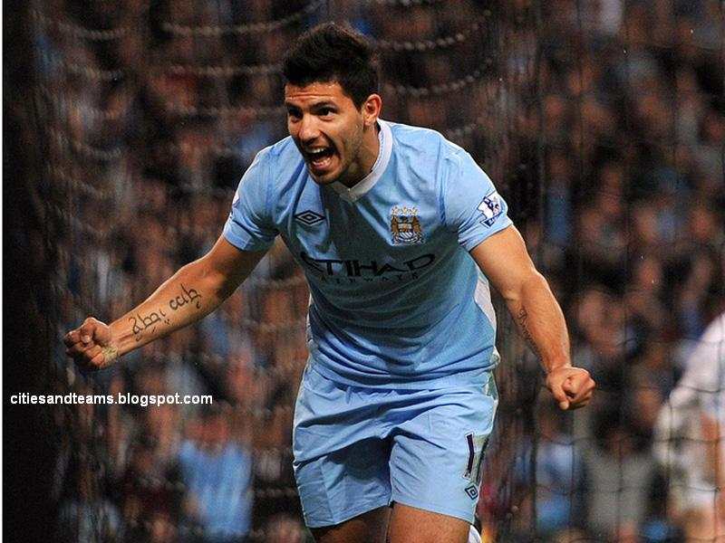 Sergio Kun Aguero HD Image And Wallpapers Gallery
