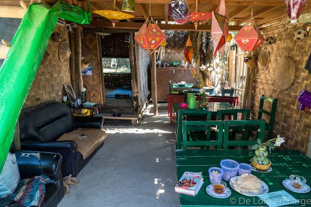 Salon de massage Thae Su - Nyaung Shwe - Myanmar Birmanie