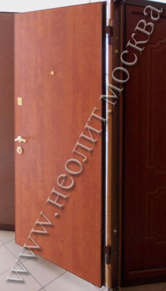 индивидуальные технические входные двери