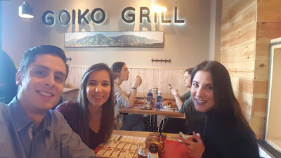 Goiko en familia