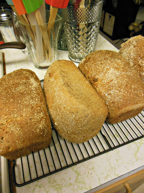 Ezekial Bread, an ancient idea for complete protein.