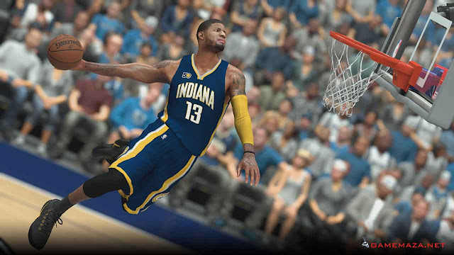 NBA 2K17 Gameplay Screenshot 4