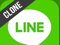 LINE Clone for Android v7.9.2 Terbaru 2017 Gratis