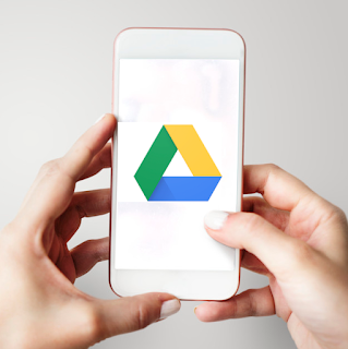 How to use google drive for free storage.