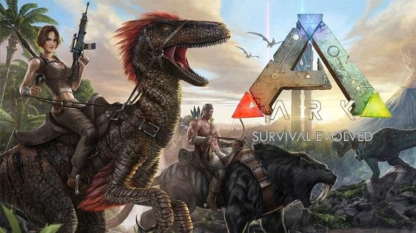 Anda harus memakai keahlian anda untuk mengukir seubah keberadaan dipulau yang penuh  Info Spesifikasi ARK: Survival Evolved (Studio Wildcard)