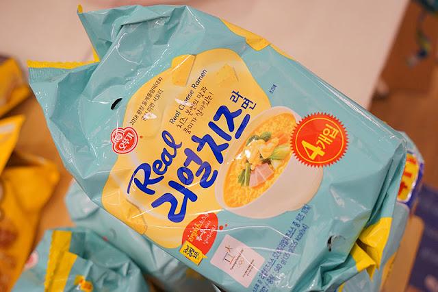 DSC09519 - 熱血採訪│Tebaa韓式雜貨小舖,11款必看韓國超夯零食,真起司拉麵限量需預訂