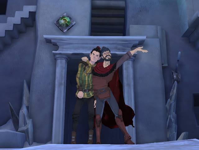 King's Quest Episode 4: Snow Place Like Home review