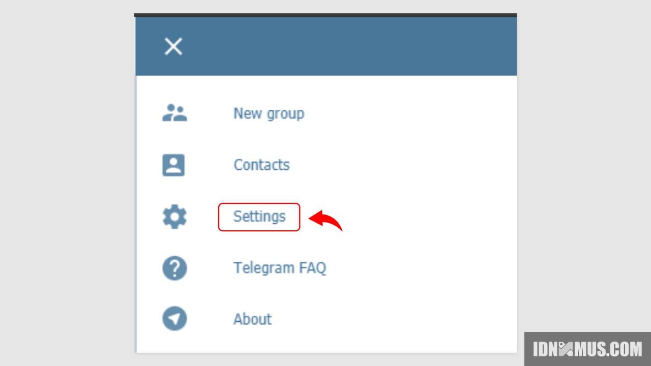 Akses Telegram Web