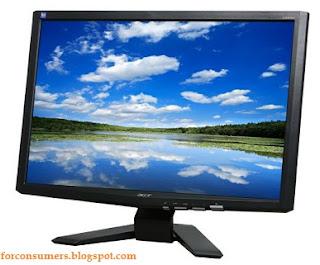 Acer X223WDbd monitro