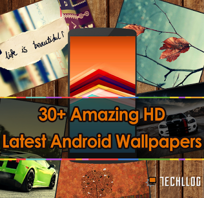 Latest Android HD 30+ Wallpapers 2016