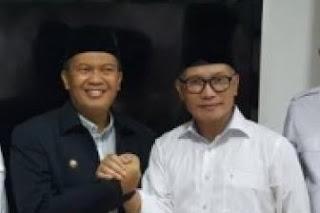 Gerindra-PKS Kemungkinan Besar Usung Oded-Bucky di Pilwalkot Bandung 2018