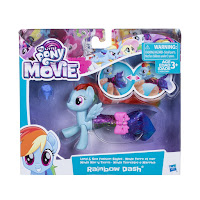 My Little Pony The Movie Rainbow Dash Land and Sea Fashion Styles Brushable