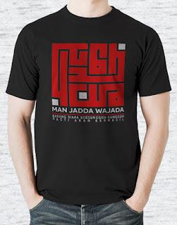 """Kaos """"Man Jadda Wajada"""""""
