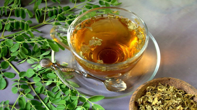 10 Benefits of tea Kelor dried leaf drink for all diseases