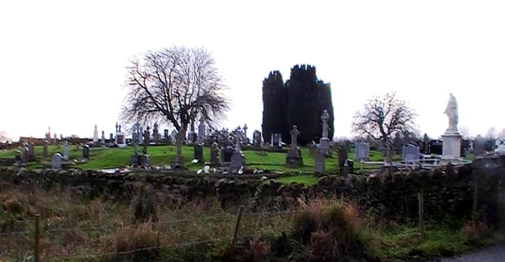 ballinure graveyard, near murroe, and cappamore, co limerick | Not