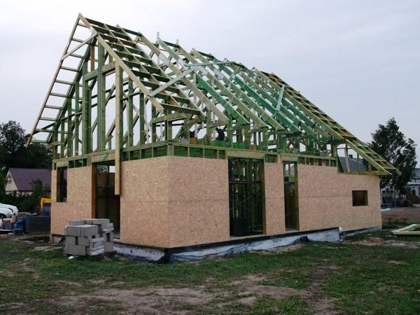 dodatkowe koszty budowy domu drewnianego systemem gospodarczym