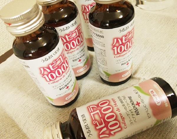 Nguồn gốc của nước uống Collagen de Happy 10000 mg
