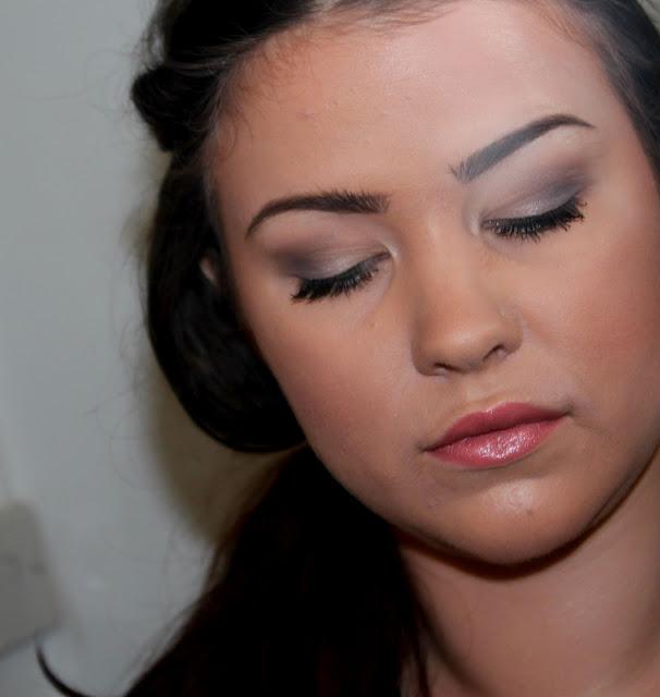 *Sophia x*: Look Of The Day: Mac Scene Eyeshadow