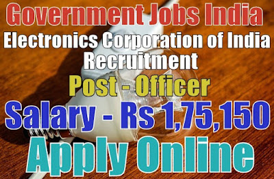 Electronics Corporation of India Limited ECIL Recruitment 2017