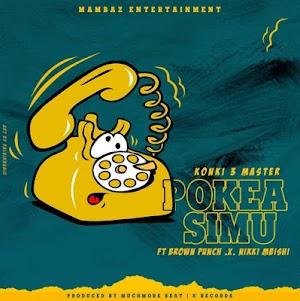 Download Audio | Dudu Baya Ft. Brown punch & Nikki Mbishi - Pokea Simu