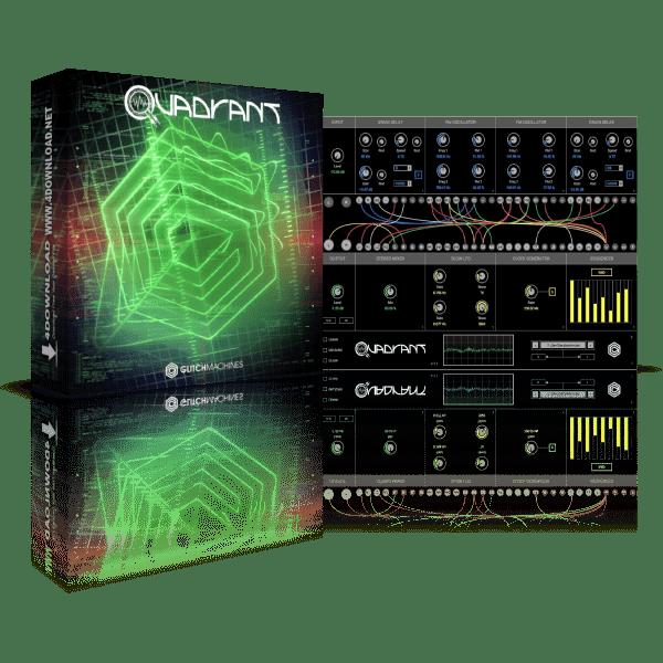 GlitchMachines Quadrant v1.1 Full version