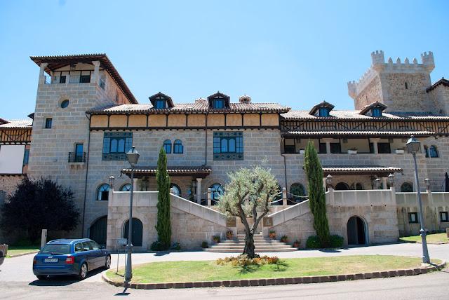 abadia de los templarios salamanca spain sierra de francia españa