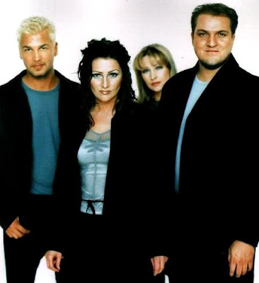 Foto de Ace of Base sonriendo