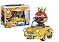 Pop! Rides: NY Taxi Freddy